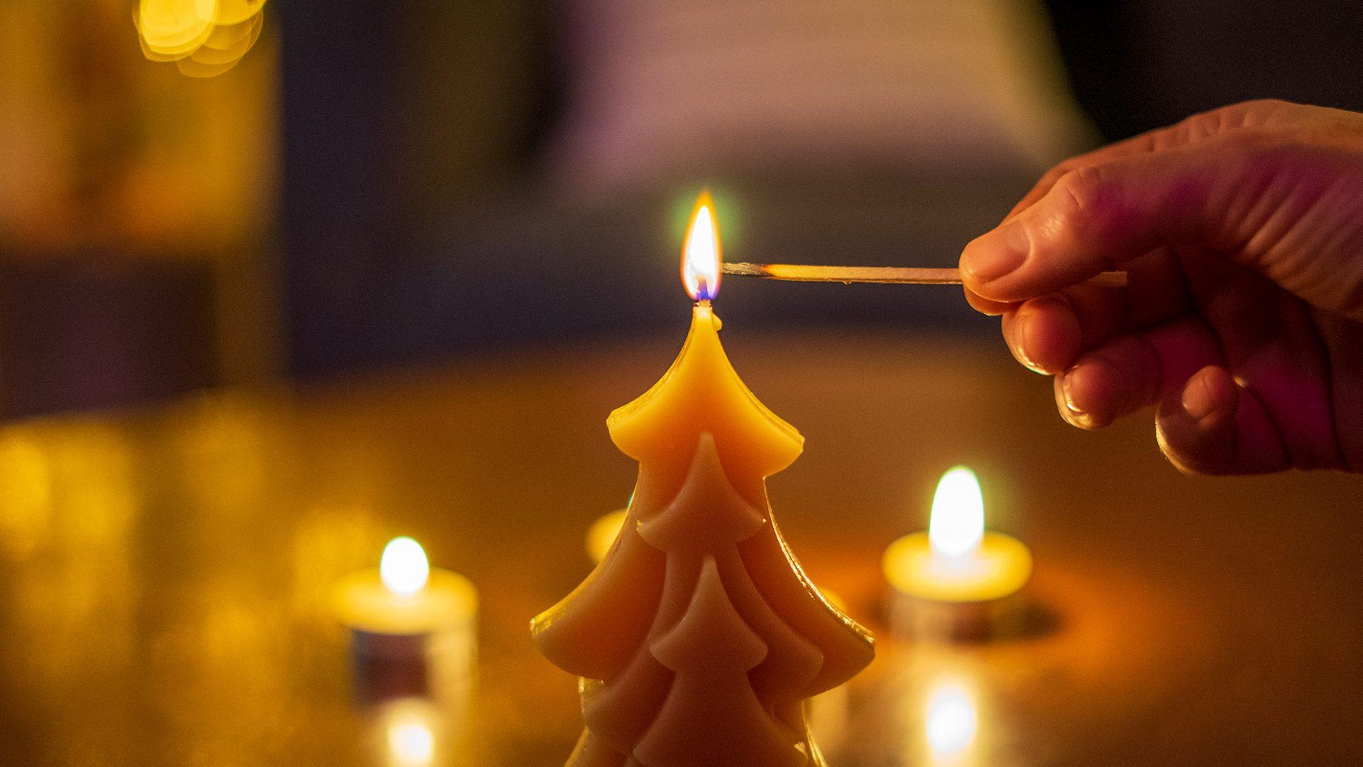 Lichtpuntjes in de dagen voor Kerst 🎄